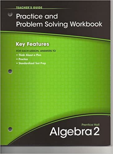 algebra 1 prentice hall practice and problem solving workbook answers