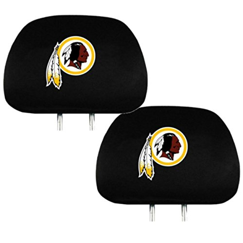 Team ProMark Official National Football League Fan Shop Authentic Headrest Cover (Washington Redskins)