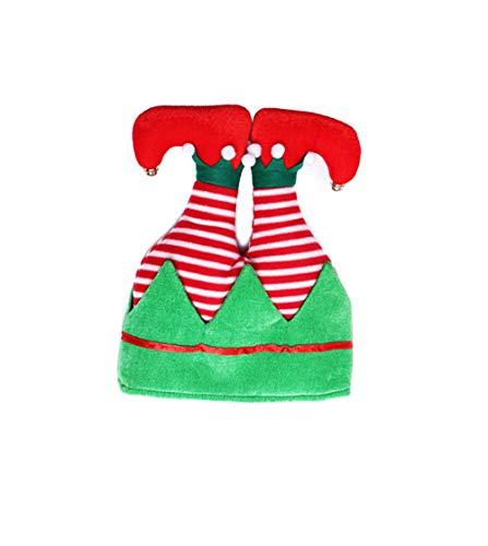 BANLAN Christmas Hat, Funny Hat Novelty Santa Hat Crazy Hats Santa Pants Hat -