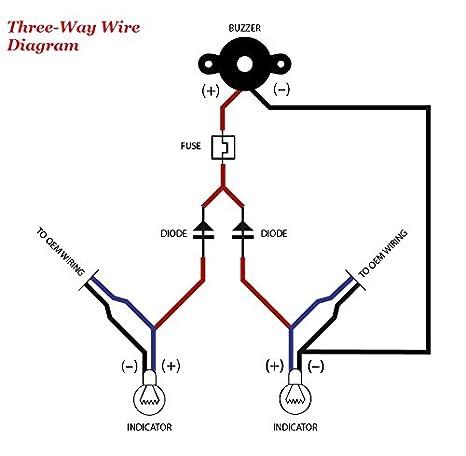 turn signal reminder buzzer (beeper) 3.5Mm Jack Wiring Diagram