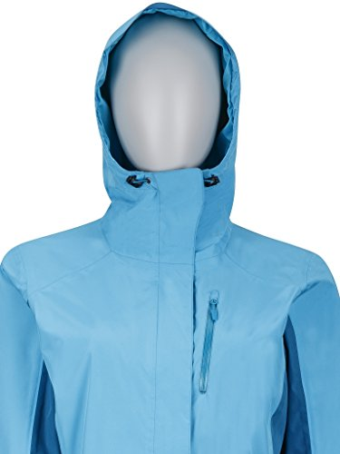 Marmot - Blouson - Femme bleu bleu L