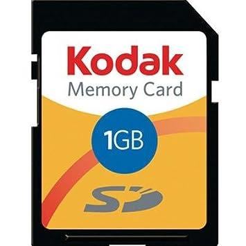 Lexar 1GB Kodak SD 1GB SD Memoria Flash - Tarjeta de Memoria ...