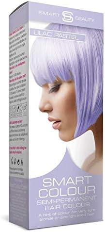 Lila Haze Violeta Pastel Tinte Cabello   Semi-Permanente Color Pelo