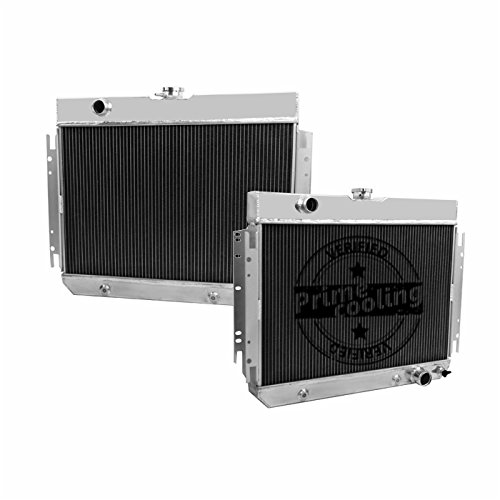 ull Aluminum Radiator for Impala Chevelle Caprice /Multiple Chevrolet Cars 1963-1968 (Chevy Impala Bel Air Door)