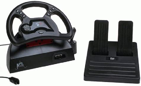 best Nintendo 64 accessories - steering wheel and pedals