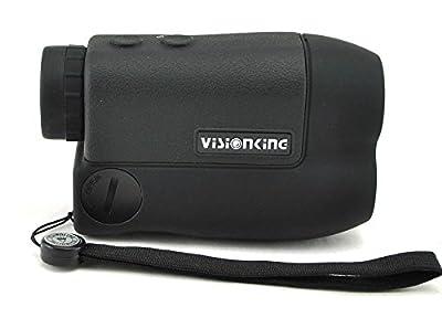 Visionking Rangefinder 6x25 Golf Laser Rangefinder for Hunting 600m yards by Visionking Optical