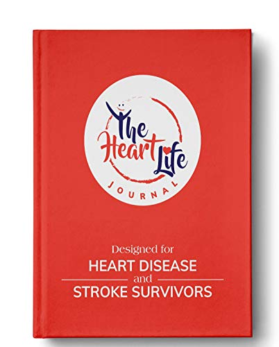 Heart Disease and Stroke Survivor Journal- (Monitor Blood Pressure, Symptom and Medication Tracker),Hardcover Gratitude Diary + Daily Planner. Achieve Goals, Productivity & Happiness, Focus on Health ()