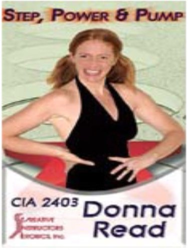 Donna Read: Step, Power & Pump (Donna Pump)