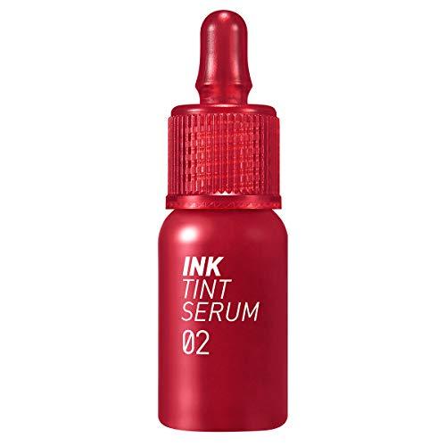 Peripera Ink Tint Serum   Lip Gloss, Non-Sticky, Long-Wearing, long-Lasting, Moisturizing, High Shine, Beautiful Rose…