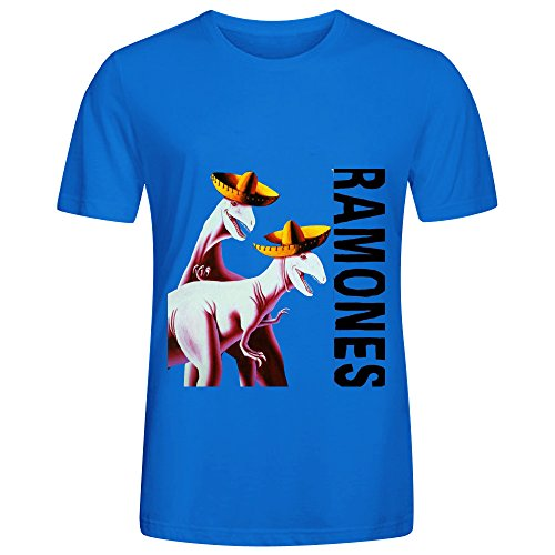 The Ramones Adios Amigos Jazz Album Men O Neck Art Tee - Phil Hangover On