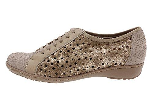 Calzado 1752 Piel Cord Mujer Zapato PieSanto de Confort d6vdqX