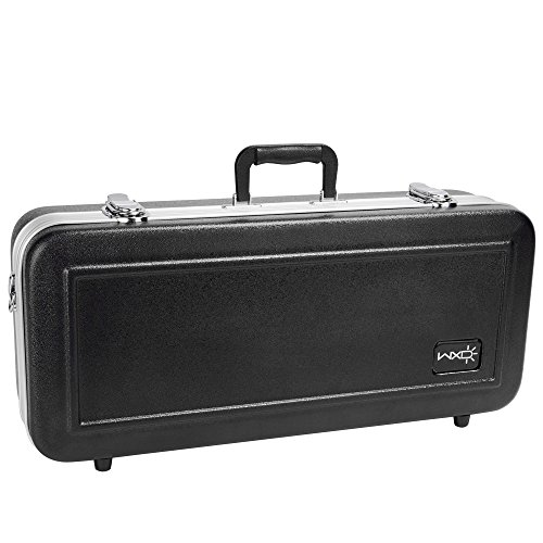 WXD ABS Rectangular Alto Sax Case by WXD
