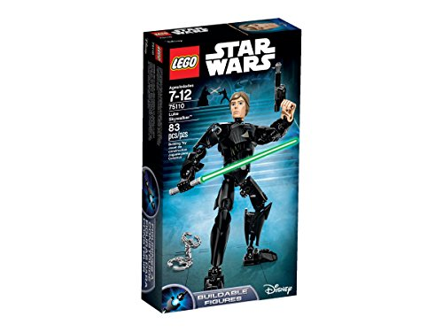 LEGO Star Wars 75110 Luke Skywalker Building Kit - Lego Luke Skywalker