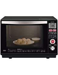 Sharp superheated steam oven 23L toast function with black RE-SS8B-B