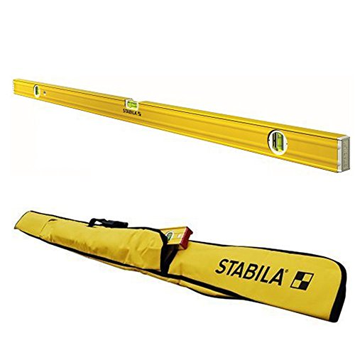 "Stabila 29072 72"" Type 80A-2 Contractor's General Construction Level w/ Jamber Level Case -  Stabila Inc., 29072-STABILA25"