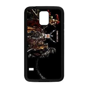 Samsung Galaxy S5 Cell Phone Case Black Dark Souls Phone cover SE8599904