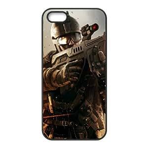 Aliens iPhone 5 5s Cell Phone Case Black SUJ8434563
