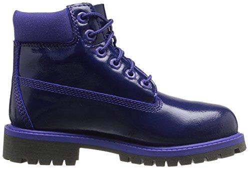 Shine Purple Kids Timberland Inch Casual Boot Premium 6 H0zwpq1