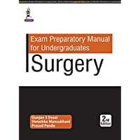 Exam Preparatory Manual for Undergraduates Surgery