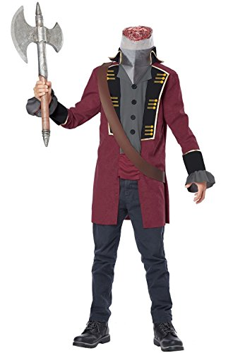 [Mememall Fashion Legend of Sleepy Hollow Headless Horseman Boys Child Costume] (Legend Of Sleepy Hollow Costumes)