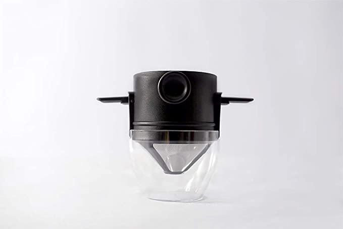 Reusable Coffee Filter Holders Dripper Mesh Basket with Handle Kitchen Gadget US
