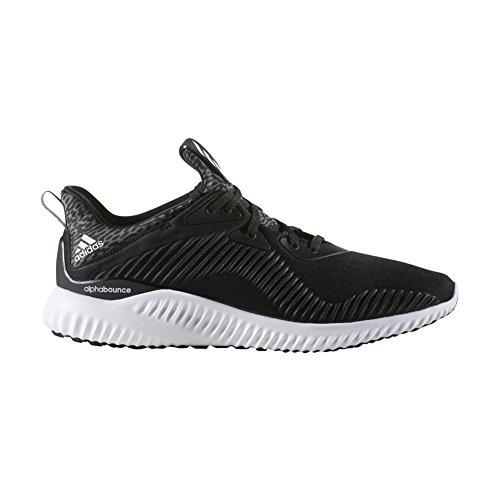 adidas Rendimiento Hombre alphabounce M–Zapatillas de running Core Black/white/granite