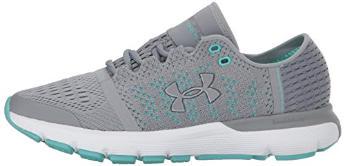 De W Running Gris steel Armour Ua Under Speedform Chaussures Femme 100 Gemini Vent xR0wOUa