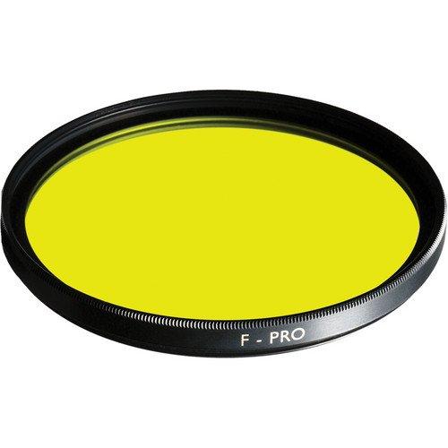 B + W 77mm #022 Glass Filter - Medium Yellow #8