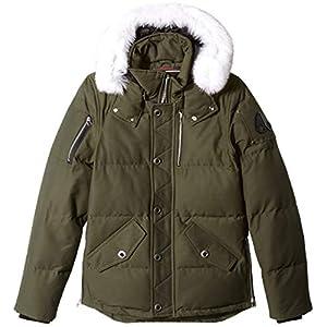 Moose Knuckles mens 3/4 Length 3q Down Jacket