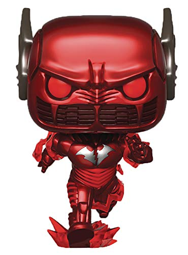Funko Pop! DC Heroes: Red Death Vinyl Figure, 3.75 inches, Multicolor -