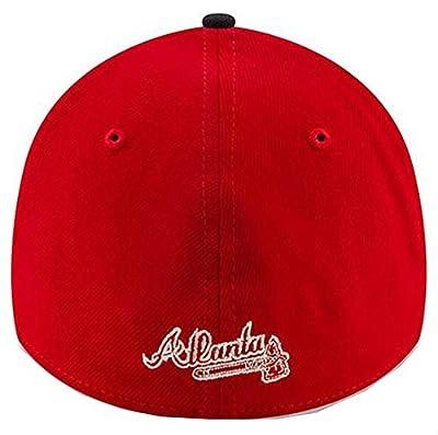 New Era 2019 MLB Atlanta Braves Hat Cap July 4th Flag 39Thirty 3930 12039473