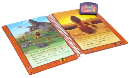 Pre-K & Kindergarten LeapPad Book: Disney's The Lion King