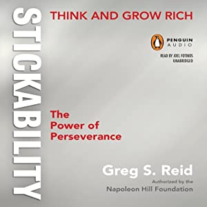 Think and Grow Rich 'Stickability' Audiobook