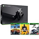 Microsoft Xbox ONE X 1TB Console Madden NFL 19, PLAYERUNKNOWN'S BATTLEGROUNDS Forza Motorsport 7 Gaming Bundle