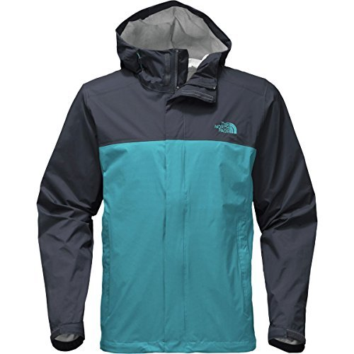 5e0095beed6 The North Face Men s Venture 2 Jacket - Brilliant Blue   Urban Navy - L (