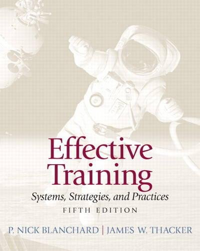 Read pdf effective training 5th edition ebook library by p nick read pdf effective training 5th edition ebook library by p nick blanchard asolole53 fandeluxe
