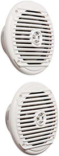 Jensen MS6007WR Coaxial Marine Speakers product image