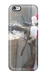 New DyadfMU8388heFrW Santa Soldier Cover Case For Iphone 6 Plus