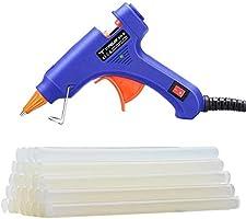 Save on TopElek Mini Glue Gun with 30pcs Glue Sticks