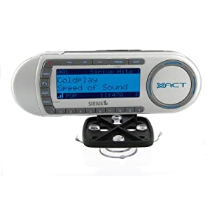 XTR8 Sirius Satellite Radio Receiver and Car Kit