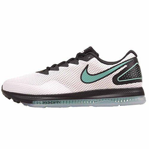 2 101 out Zoom Uomo Nike bla Low all Scarpe Jade Running Multicolore White Clear RIZxTq