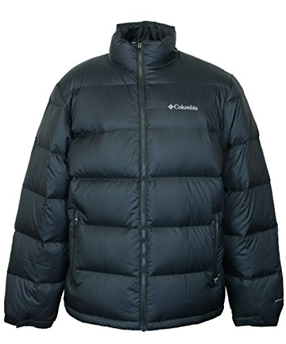 Columbia Men Big Bend Omni-Heat Double Thermal Reflective Down Jacket