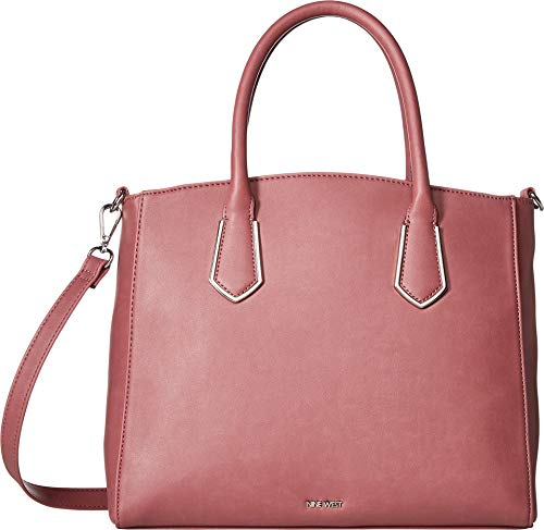 Nine West Women's Blossoming Satchel Peony One Size ()