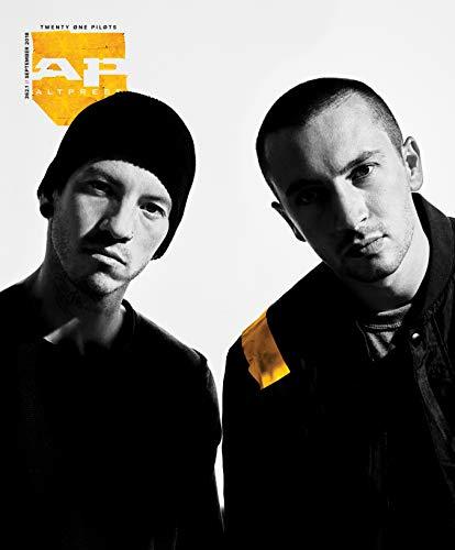 Alternative Press // #362.1 Twenty Øne Piløts [TØP] (Twenty One Pilots Tyler Joseph And Josh Dun)