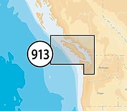 Navionics Platinum+ SD 913 Vancouver Island Nautical Chart on SD/Micro-SD Card - MSD/913P+