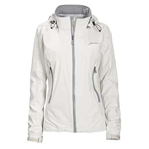 Atlantis Weather Gear Women's Microburst Jacket (Pearl, X-Small)