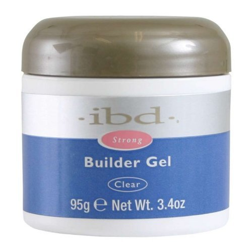 Ibd Tips Clear (IBD 60402 Builder Gel, Clear, 2 Ounce)