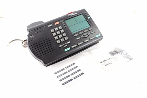 Nortel Meridian M3905 NTMN35GA70 Charcoal Call Center Telephone (M3905 Call Center)