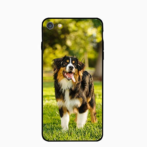iPhone 6/6S Case Slim-Fit Anti-Scratch Shock Proof Print TPU Case for iPhone 6/6S (4.7 inch) - Cutest Dog