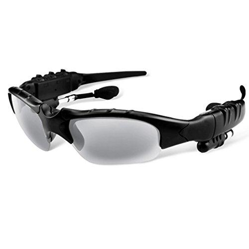 Bluetooth Sunglasses LESHP Foldable Wireless